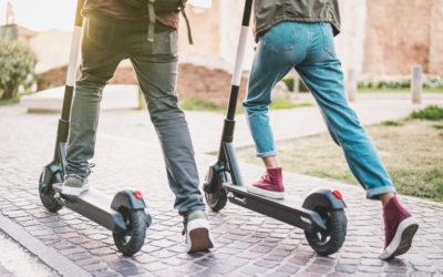 Promillegrenzen bei E-Scootern